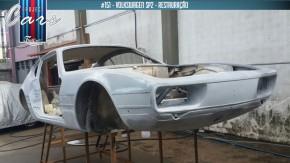 Salvando os Volkswagen SP2: a funilaria e detalhes únicos do Project Cars #151