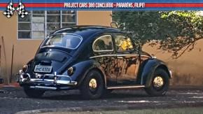Project Cars #380: os últimos acertos e a conclusão do meu Fusca 1974 retrofit