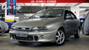 Project Cars #405: a recuperação do raro Fiat Brava 2.4 continua