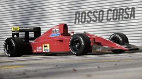 Rosso Corsa: a história da pintura vermelha dos carros de corrida italianos