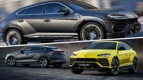 V8, biturbo, 650 cv e tração integral: este é o Lamborghini Urus