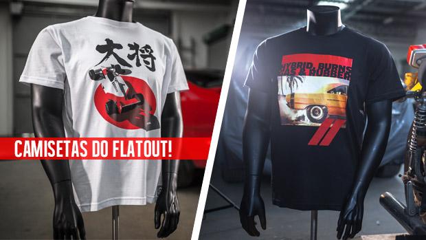 Great news: estes são os cinco lançamentos do FlatOut Official Gear pro natal!