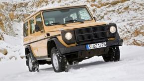 Mercedes-Benz G-Wagen: oito fatos que fazem dele um dos SUVs mais icônicos do mundo