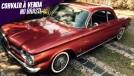 Chevrolet Corvair: um raro e pouco rodado exemplar de 1962 à venda no Brasil