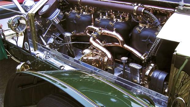 Over restoration: alguns carros de concursos de elegância podem ser mais customizados do que fazem entender