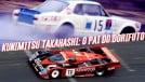 Kunimistu Takahashi: a história do inventor do drift – e o cara que inspirou Keiichi Tsuchiya