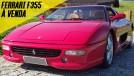 Uma das primeiras Ferrari F355 fabricadas está à venda no Brasil