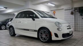 >>> Fiat 500 Abarth à venda: um esportivo italiano (e turbo) pelo preço de um sedã médio
