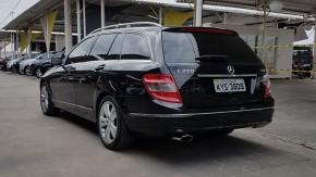 >>> Que tal uma perua alemã com motor turbo e injeção direta? Então veja só essa Mercedes C200 CGI Touring