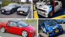 """Os curiosos kei cars japoneses """"transformados"""" em superesportivos"""