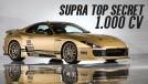 1.000 cv e 400 km/h: o Toyota Supra V12 da Top Secret em detalhes