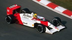 O nascimento de um mito: como a McLaren construiu o MP4/4