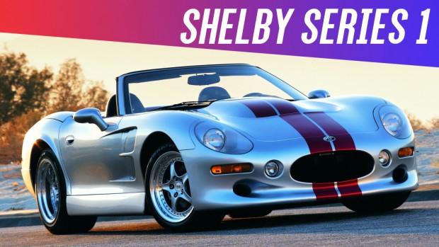 Series 1: o primeiro carro da Shelby poderia ter sido matador… mas não foi