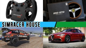 Os novos volantes Fanatec e Thrusmaster e as novidades do iRacing, Assetto Corsa e RaceRoom