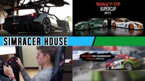 Novos carros no Assetto Corsa, Max Verstappen no iRacing, uma comparação entre simuladores e a realidade e mais!