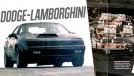 Daytona Decepzione: quando a Dodge colocou um V8 Lamborghini em um de seus carros