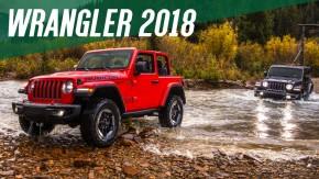 Jeep Wrangler: todos os detalhes da nova geração do ícone off-roader – que agora é turbinado!