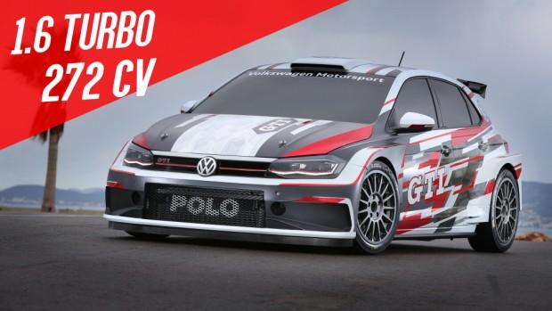 Polo GTI R5: motor 1.6 turbo de 272 cv e tração integral para o WRC