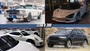 O Shelby de Carroll Shelby a venda, Hyundai lança airbag de teto solar, alguém está vendendo 18 Porsche 911 GT3 e mais!