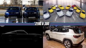 BMW M5 quebra recorde de drifting, uma coleção de Porsche 964 a venda, SUVs já são segunda categoria mais vendida no Brasil e mais!