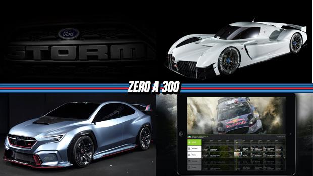 Ford irá lançar EcoSport Storm com tração 4×4, Toyota GR apresenta seu primeiro supercarro, WRC será transmitido ao vivo na íntegra em 2018 e mais!