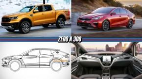 Ford Ranger ganha motor turbo do Mustang nos EUA, a nova geração do Kia Cerato, Chevrolet já tem pronto carro autônomo sem volante e pedais e mais!