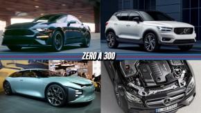 O novo MustangBullitt em ação, Volvo começa venda do XC40 no Brasil, Citroën terá novo sedã de luxo e mais!
