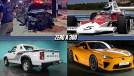 Motorista atropela 17 em Copacabana, Mika Hakkinen de McLaren em Laguna Seca, a picape de Carroll Shelby à venda e mais!