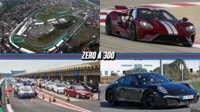 """Mobilização contra a venda de Interlagos,Alonso em Le Mans, Ford GT quebra recorde """"sem querer"""" e mais!"""
