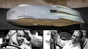 Rosemeyer e Caracciola: os 80 anos do maior recorde da história do automobilismo – e seu final trágico