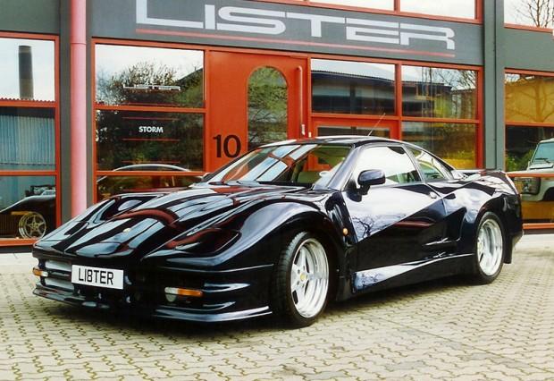 1993 Lister Storm V12