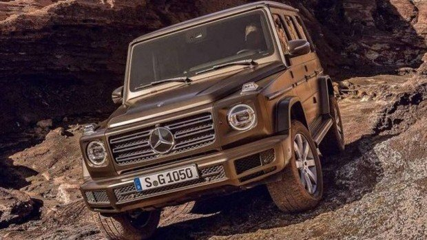 2019-mercedes-g-class-leaked-official-image