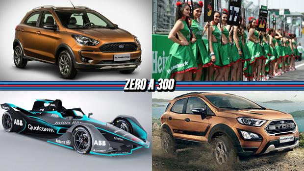 Ford Ka Ganha Versao Suv O Fim Das Grid Girls Na Formula 1 Lotus
