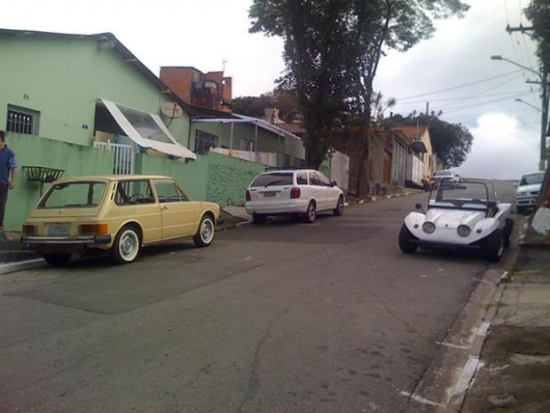 Buggy Brasilia Citroen