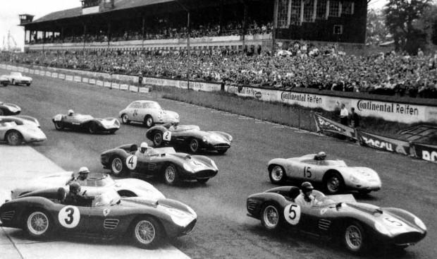 Dan-Gurney-Le-Mans-Ferrari