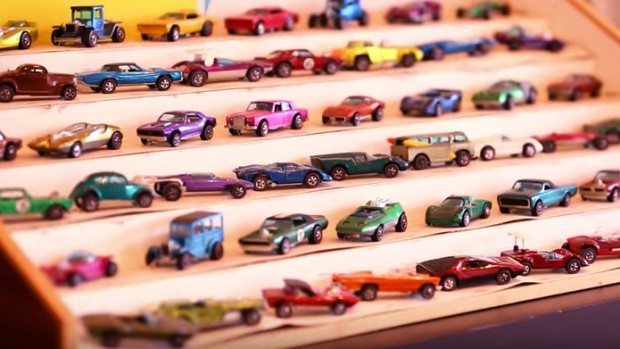 Hot Wheels: a história das miniaturas de carros mais famosas do mundo