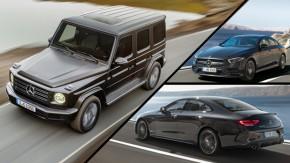 Mercedes-Benz apresenta a nova geração da Classe G e três novos modelos AMG 53 em Detroit