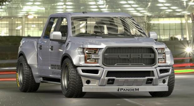 Pandem-Ford-Raptor-Front