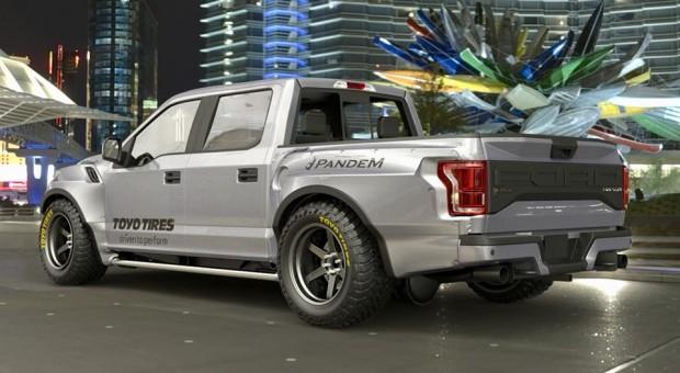 Pandem-Ford-Raptor-Rear