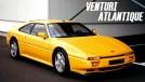 Venturi Atlantique: o belo (e fracassado) esportivo francês de fibra de vidro com motor de DeLorean