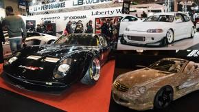Tokyo Auto Salon 2018: todas as culturas no maior evento de carros modificados do Japão