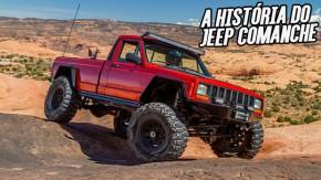 Jeep Comanche: quando o Cherokee virou uma pick-up – e ficou sensacional
