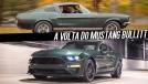 Novo Mustang Bullitt é apresentado no Salão de Detroit – ao lado do original de 1968!