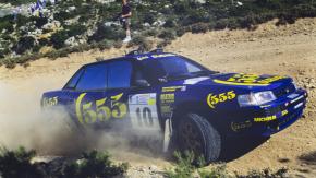 Legacy RS: o Subaru 555 que disputou (e venceu!) no WRC antes do Impreza