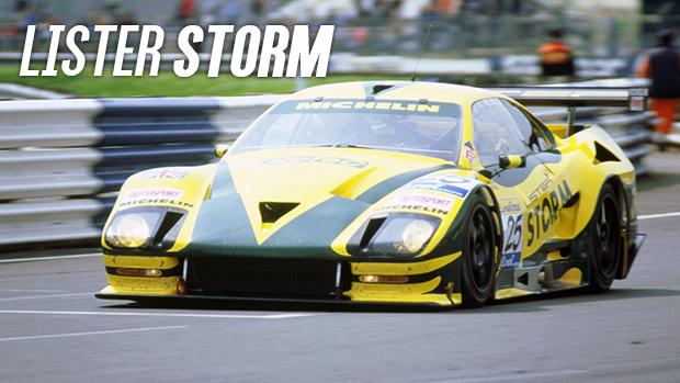 Lister Storm: o protótipo Le Mans com um V12 de 7 litros e 600 cv na dianteira – que virou ícone de Gran Turismo