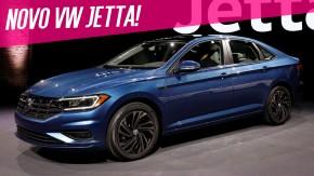 Volkswagen Jetta: nova geração ganha novo visual e plataforma MQB