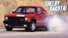 Shelby Dakota: quando a Carroll Shelby inventou a Dakota com motor V8