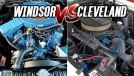 Afinal, qual é a diferença entre um motor V8 Windsor e um V8 Cleveland?