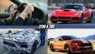 Lei quer proibir cigarro ao volante, Corvette quebra recorde do Ford GT (em menos de 1 semana), Shelby GT500 poderá ter 780 cv e mais!