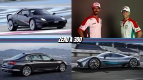 A volta do Lancia Stratos, Lucas di Grassi na Stock em 2018, novo Porsche GT3 terá motor turbo e mais!